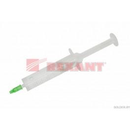 Силиконовое масло  ПМС-100  10мл (шприц)  REXANT арт. 09-3920