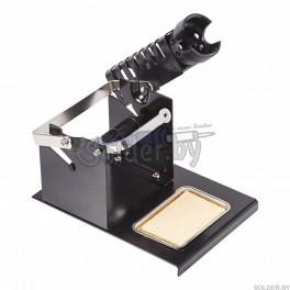 Подставка под паяльник c держателем припоя на катушке (ZD-10S) REXANT арт. 12-0316