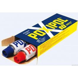 Клей POXIPOL металл. (синяя упаковка) 14 мл/21гр