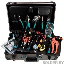 Набор инструмента электрика Pro'sKit  PK-4027BM