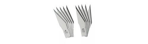 Ножи, скальпеля, лезвия, ножницы